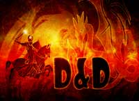 D and D