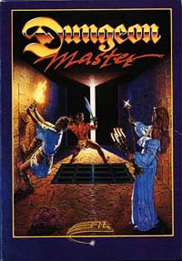 Dungeon Master Cover