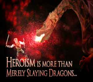 Merely Slaying Dragons?