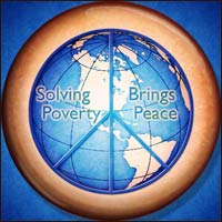 Solving Poverty Brings Peace