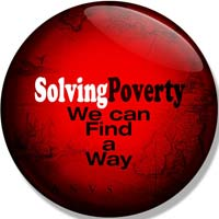 Solving Poverty - We will find a Way