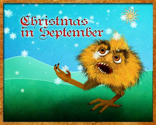 Christmas in September Meep