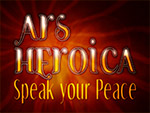 Ars Heroica - Speak Your Peace