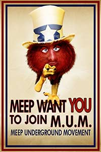 Meep Want You