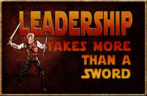 Leadership - More than a Sword