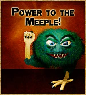 Power to the Meeple